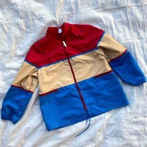 Vintage WeatherTamer Colorblock Jacket | Medium